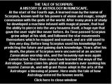 Spirit of Scorpius