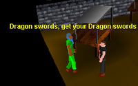 Dragon Sword Shop