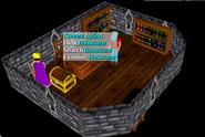Captain Siad Bookcase