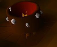 Flames of zamorak