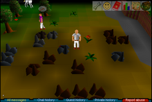 Varrock southeast mine