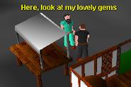 Gems Stall