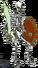 Skeleton (with scimitar)