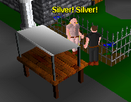 Silver Stall