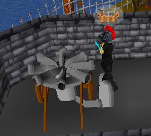 Dwarf Cannon Repair
