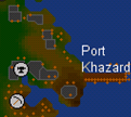 Port khazard