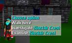 Sinclair Crest investigate