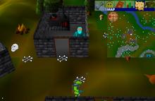 Cook's range goblin