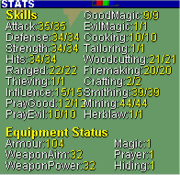 Early rsc stats