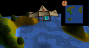 Glider unnamed islands