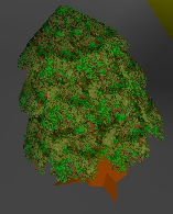 Tree (Mithril seed)