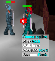 Rock Ice Dungeon