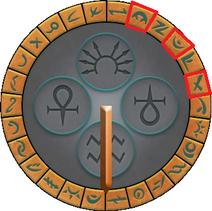 Sundial Solution Desert finale