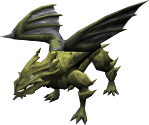 Barrows Dragon
