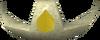 Sun tiara detail
