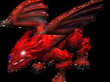 Dragonite dragon
