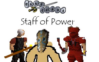 Staff of Power