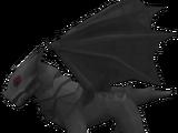Baby iron dragon