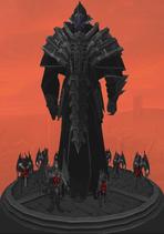 Zaros statue vampyrium