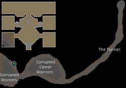 Camel Quest map 1