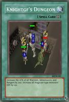 Knightgf's Dungeon ygo