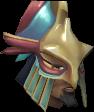 Menaphite guard chathead