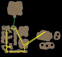 Corrupted Kalphite Hive map