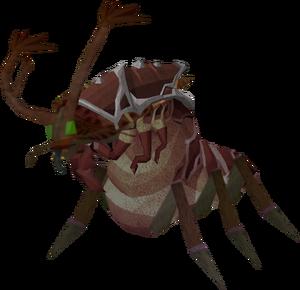 Cockroach queen