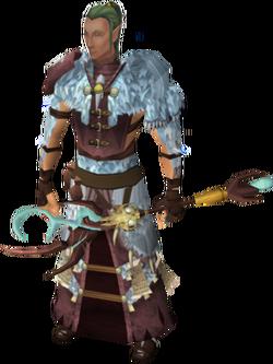 Elven shaman