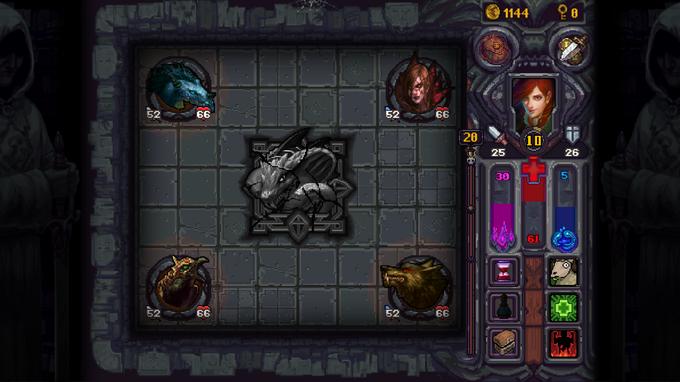 Dungeon lvl20 boss fight