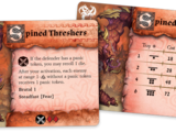 Spined Threshers