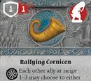Rallying Cornicen