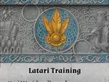 Latari Training
