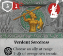 Verdant Sorceress