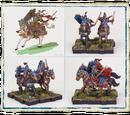 Oathsworn Cavalry Figure