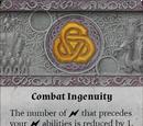Combat Ingenuity