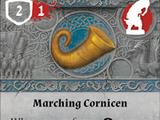 Marching Cornicen