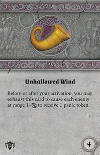 Rwm25 card unhallowed-wind