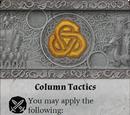 Column Tactics