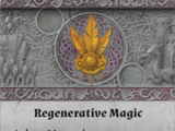 Regenerative Magic