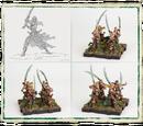 Darnati Warriors Figures