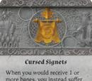 Cursed Signets