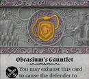 Obcasium's Gauntlet