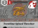 Frontline Spined Thresher