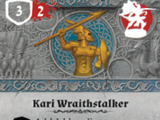 Kari Wraithstalker (Infantry Upgrade)