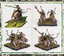 Leonx Riders Figures