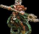 Maegan Cyndewin (Infantry Figure)