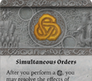 Simultaneous Orders