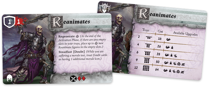 Rwm01 card unit reanimates