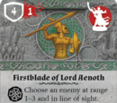 Firstblade of Lord Aenoth
